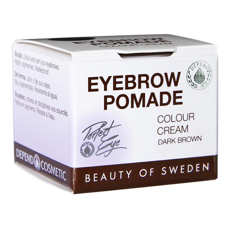 depend eyebrow pomade