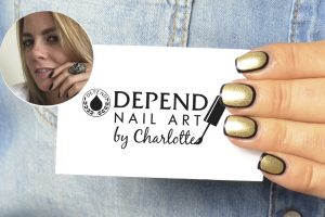 Nail Art by Charlotte – march